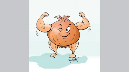 Onion price hits Tk 220 per kg