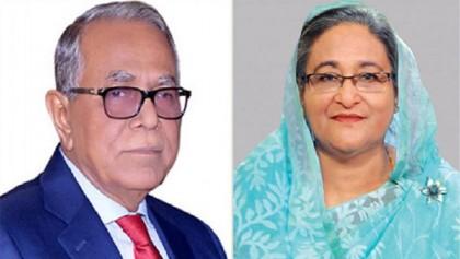 President, PM call for materializing Sonar Bangla of Bangabandhu