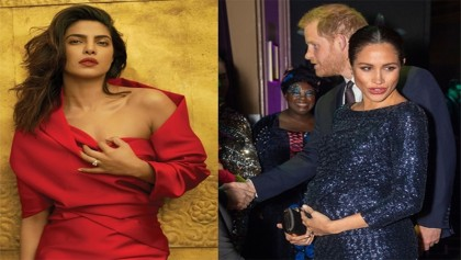 Priyanka Chopra Possible Godmother To Meghan Markle's Baby