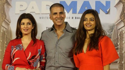 Bollywood menstruation movie sparks conversation