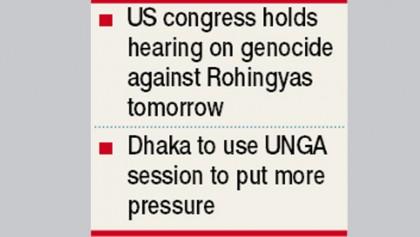 Pressure on Myanmar keeps mounting