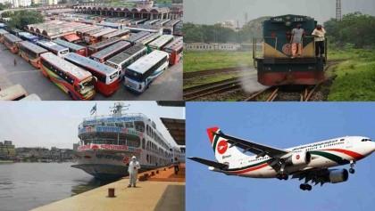 Public transport to return as lockdown ends