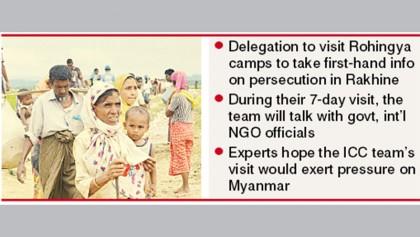 High hopes as ICC team reaches Dhaka