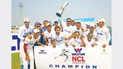 Rajshahi lift title for 6th time