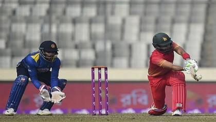 Zimbabwe amass 290/6 in 2nd ODI