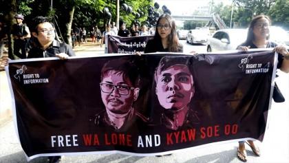 Myanmar must release Reuters journalists: MEPs