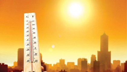 Rising temperatures may continually reduce productivity