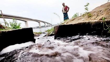 Tannery waste polluting Dhaleshwari, say speakers