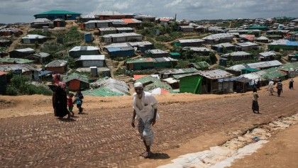 Myanmar 'too slow' in allowing Rohingya return: UN chief