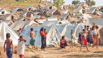 UN chief urges Myanmar to resolve Rohingya crisis