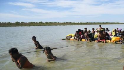 Rohingya exodus still growing, six months into crisis