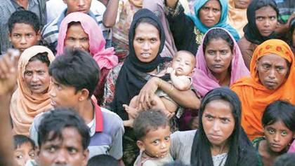 Rohingyas still at  genocide risk