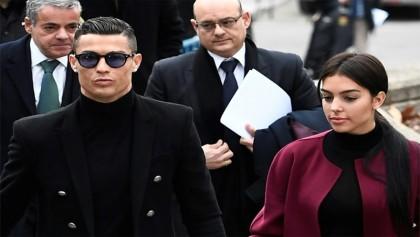 Ronaldo faces multi-million tax fraud fine