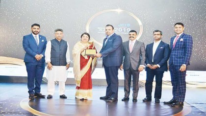 JCI awards 10 outstanding young persons