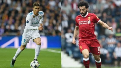 I'm a 'completely different' than Salah: Ronaldo