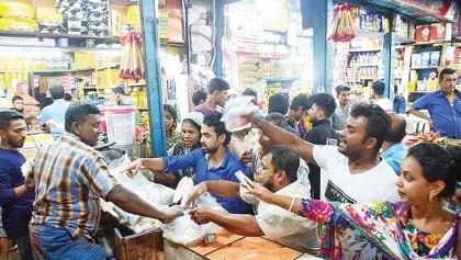Salt prices skyrocket as rumours trigger panic buying