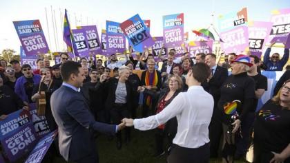 Australia parliament passes same-sex marriage bill