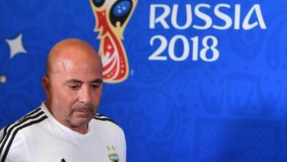 Argentina postpone decision over Sampaoli's future