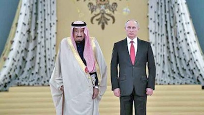 Why Saudi-Russian relations are stronger than before