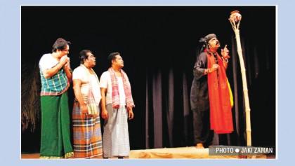 'Sea-Morog' on Shilpakala stage today
