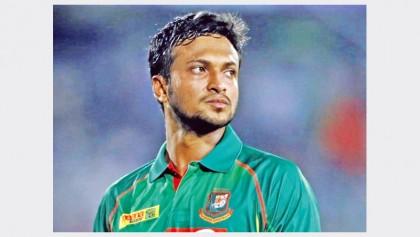 Shakib ruled out of Hamilton Test