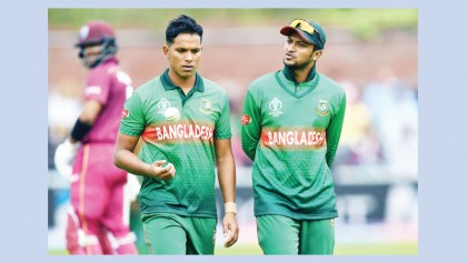 Shakib stands 8th among WC