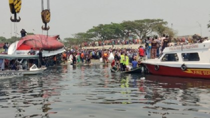 Case filed over Sitalakkhya launch capsize