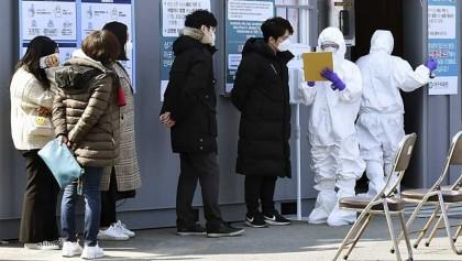 Coronavirus: S. Korea reports first death