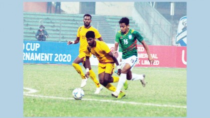 Spirited Bangladesh outfox Sri Lanka