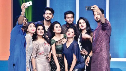 Star-studded celebrity game show on Maasranga TV tomorrow