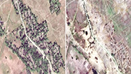 Myanmar bulldozes scores of Rohingya villages: HRW