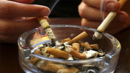 Tobacco consumption decreases 18.5 pc in 8 yrs