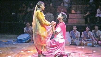Tagore's 'Chitrangada' on Mahila Samiti stage today