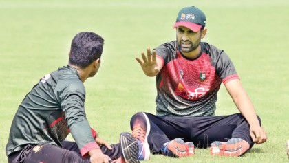 Focus more on own game: Tamim