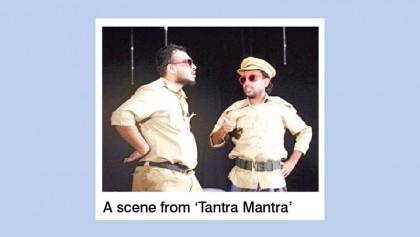 Chandrakala to stage 'Tantra Mantra' today