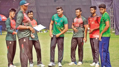 Taskin wants to bring accuracy and variation in his bowling