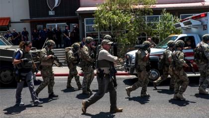 20 killed in Texas Walmart gun attack