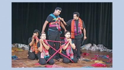 'Tringsha Shatabdee' on Shilpakala stage today
