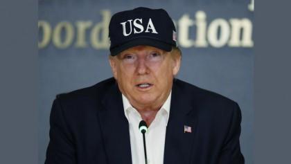 Trump under pressure
