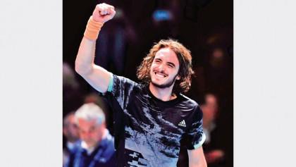 Tsitsipas into semis as Nadal wins thriller
