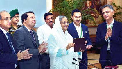 Two new leather complexes to be set up in Ctg, Rajshahi: PM