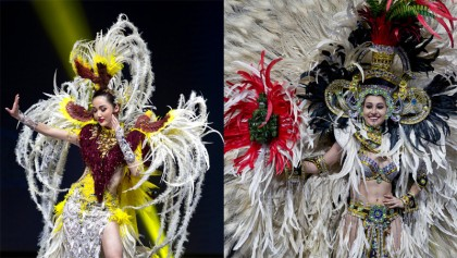 In Pictures: Miss Universe 2018 - national costume contest