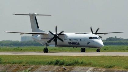 US-Bangla adds 4th Dash aircraft