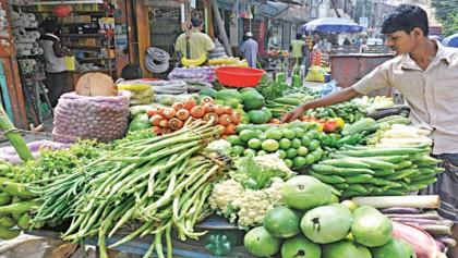 Vegetable still exorbitant at kitchen market in capital