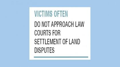 Make land administration transparent