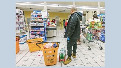 Virus response fateful for EU: Italy