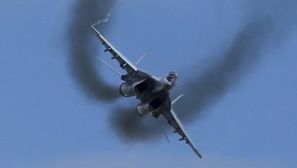 South Korea fires warning shots at Russia warplanes