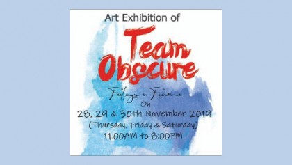 3-day art exhibition at Gallery 27 begins Nov 28