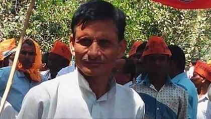 Amethi BJP worker, who campaigned for Smriti Irani, shot dead