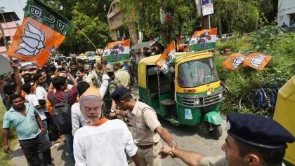 BJP activist shot dead in India's West Bengal
